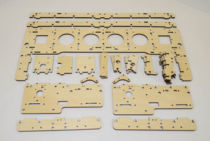 E3 Gantry Wood Kit