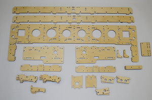 E4 Gantry Wood Kit