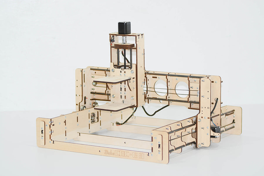 Bare Bones E3 CNC Router Kit