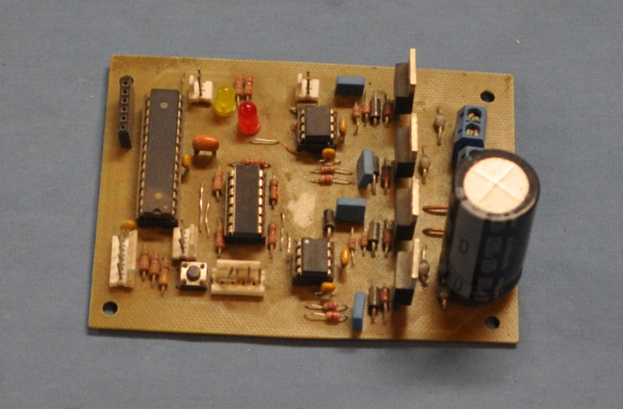 PID Motor Controller using the ATMEGA328