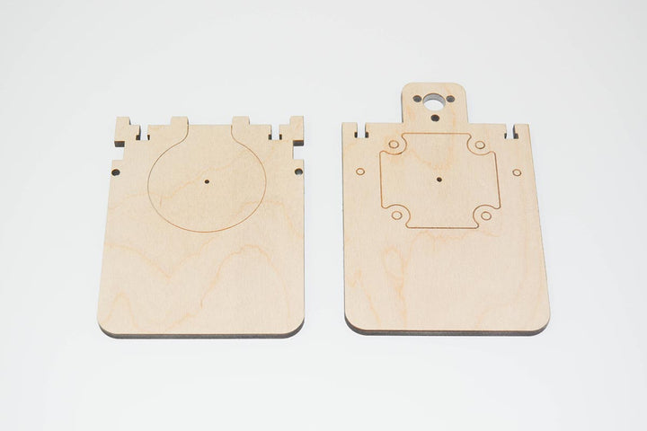 Router Mounting Blanks