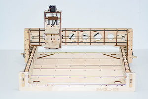 Bare Bones E4 CNC Router Kit