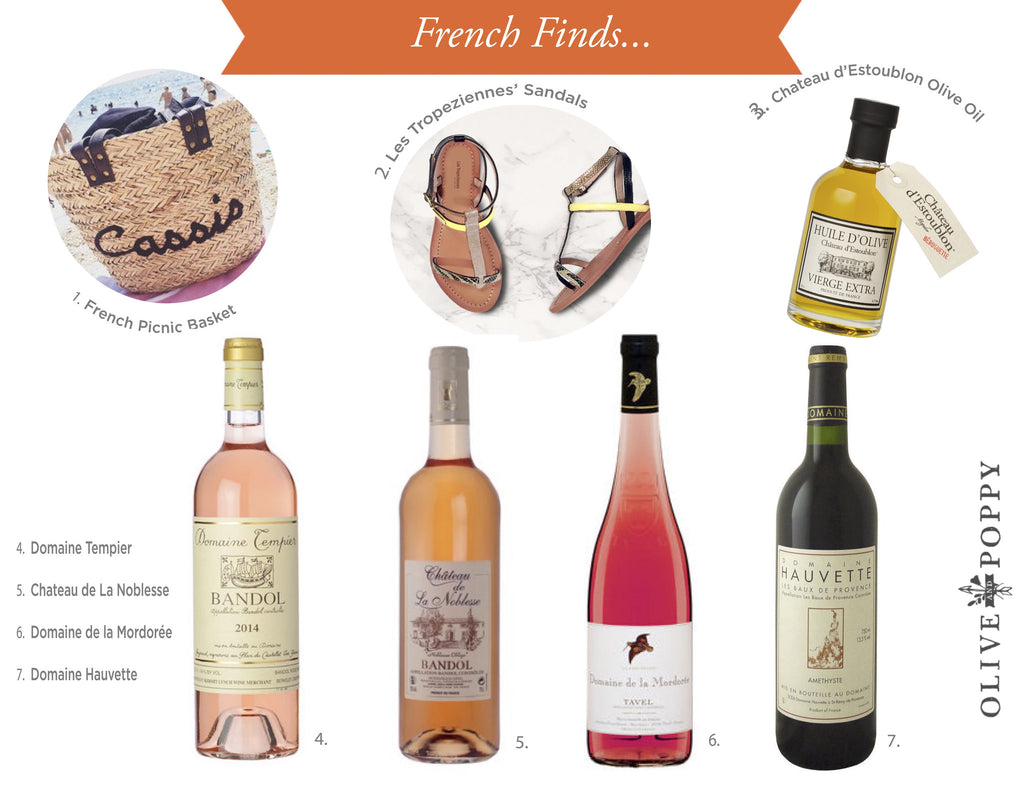 FRENCH FINDS