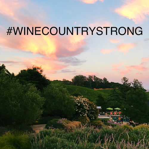 Wine Country Strong / Napa Strong / Sonoma Strong