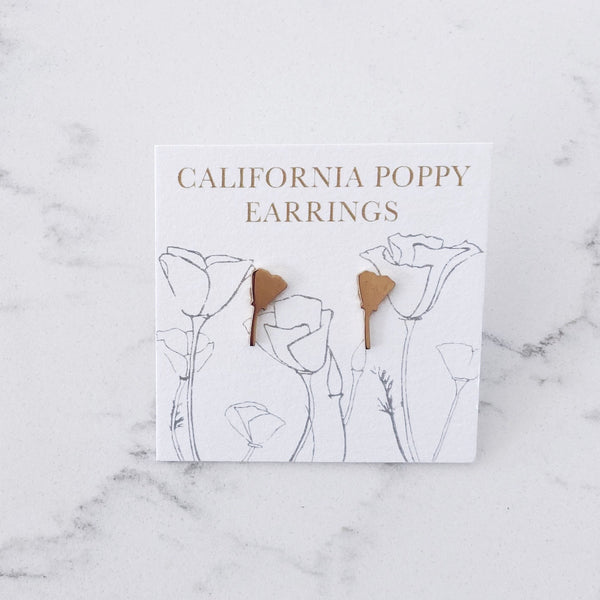 Poppy Earring & Ring Gift Set