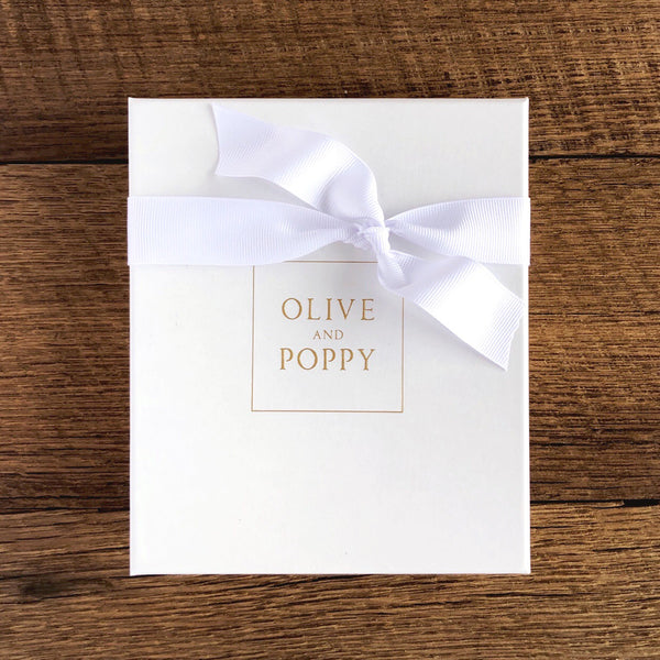 Gift Wrapping - Olive and Poppy