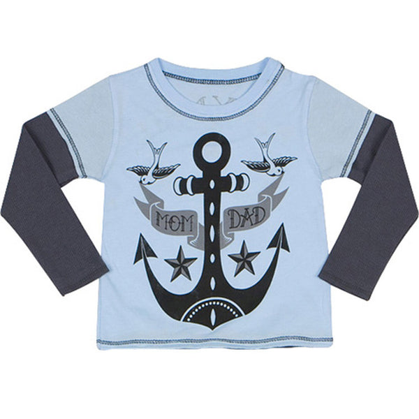 Anchor Layered Tee