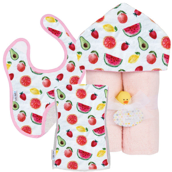 Welcome Baby Gift Set - Fruit Stand
