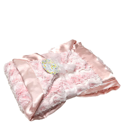 NEW* Luxe Blanket - Paloma Rose