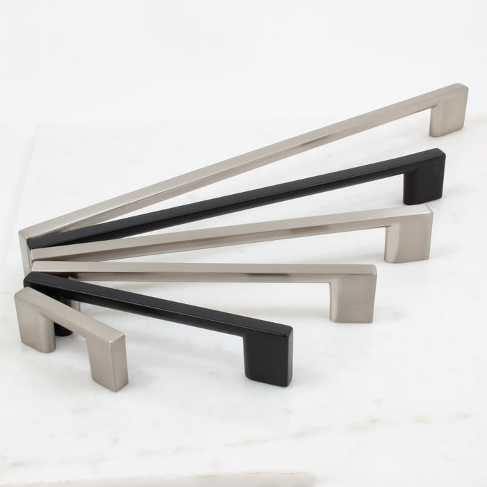 Dress Up Your Cabinets With Our New Jetstream Pulls!