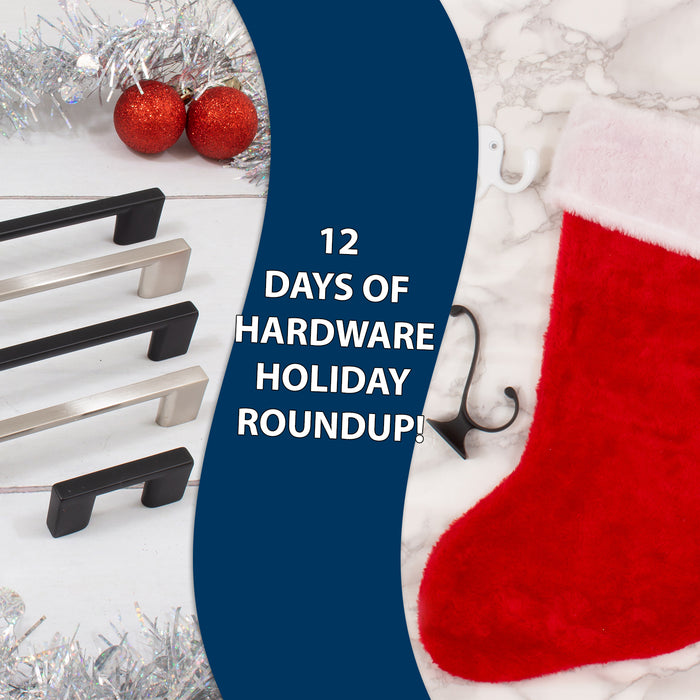 12 Days of Hardware Holiday Roundup