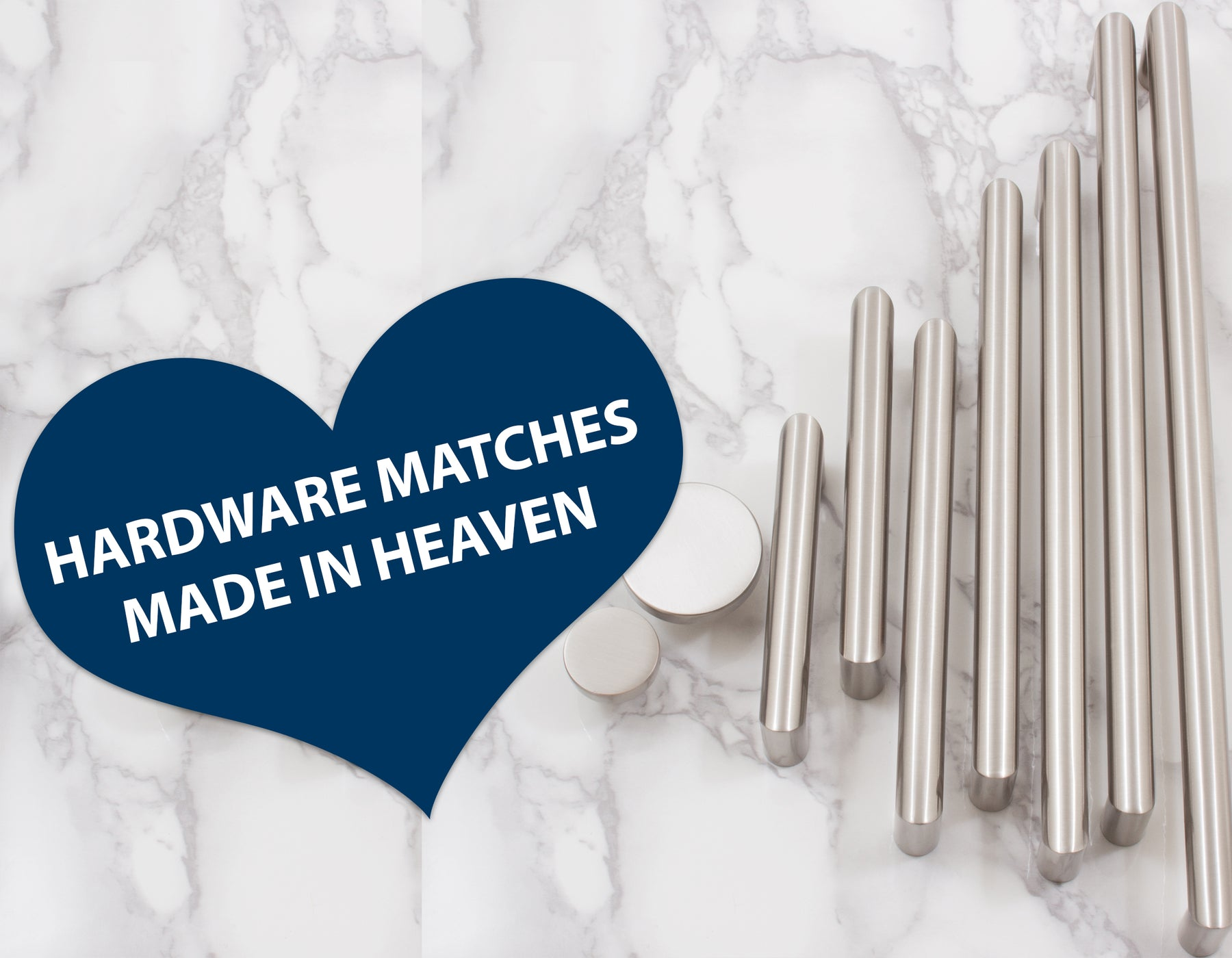 Hardware Matches Made in Heaven