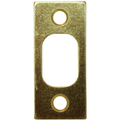 Square Corner Deadbolt Strike
