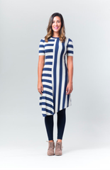 The Fifth Label Discovery Dress Asymmetrical Jersey Dress