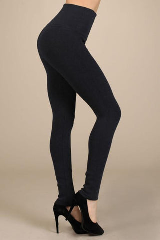 Leggings - NAVY BLUE - INK - Reina Valentina
