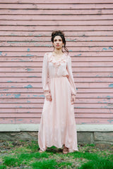 Sally Maxi Dress - Reina Valentina