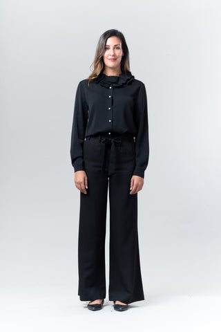 New Standard Blouse - Black