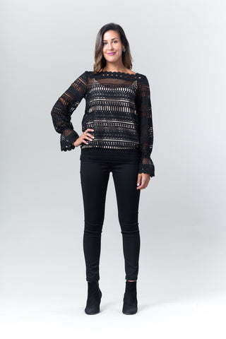Dunn Lace Top