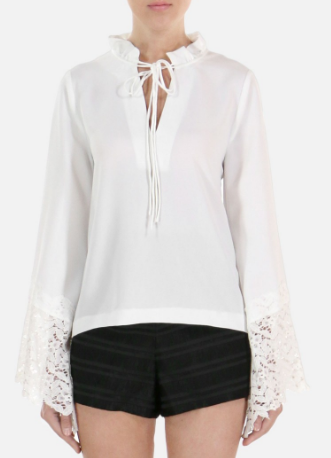 Mary Blouse - Reina Valentina