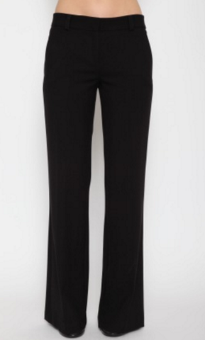 Mia Black Trouser