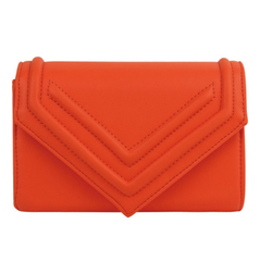 Tara Cross Body - Orange - Reina Valentina