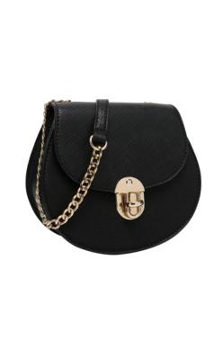 Belle Cross Body Bag - Black - Reina Valentina