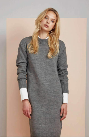 Odom Knit Dress - Reina Valentina