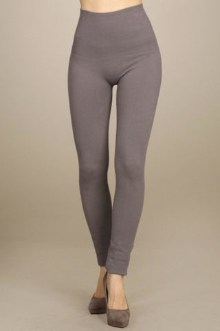 Leggings - Grey - Reina Valentina