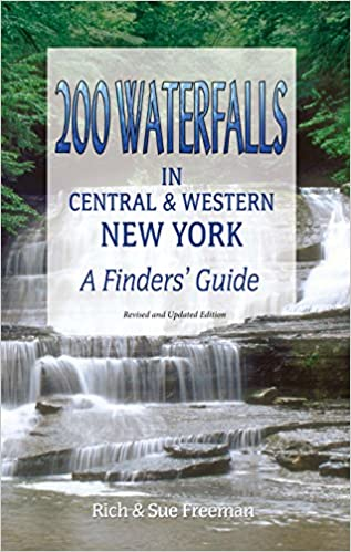 200 Waterfalls in Central & Western NY