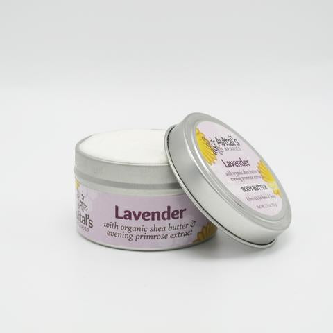 Lavender Ithaca Body Butter