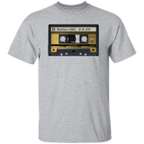 Barton Hall Cassette T-shirt (Adult 2X)