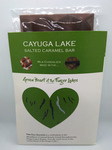 Green Heart of the Finger Lakes Chocolate Samples