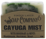Finger Lakes Soap Company - Bar Soap Cayuga Mist