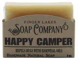 Finger Lakes Soap Company - Bar Soap Happy Camper