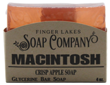 Finger Lakes Soap Company - Bar Soap Macintosh