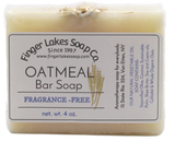 Finger Lakes Soap Company - Bar Soap Oatmeal