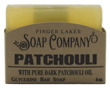 Finger Lakes Soap Company - Bar Soap Patchouli