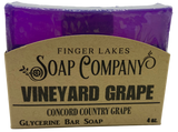 Finger Lakes Soap Company - Bar Soap Vineyard Grape