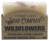 Finger Lakes Soap Company - Bar Soap Wildflowers