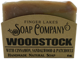 Finger Lakes Soap Company - Bar Soap Woodstock