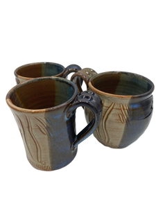 Ithaca-Finger Lakes Mug (*HANDCRAFTED ITEM - SEE NOTE IN DESCRIPTION)