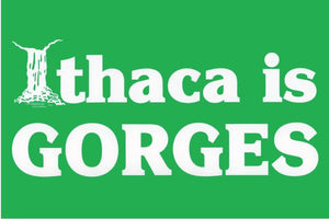 Ithaca Is Gorges Postcard