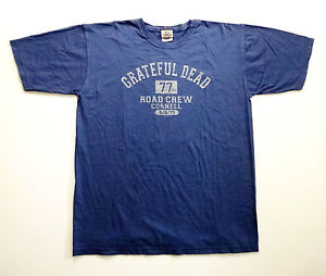 Adult Grateful Dead Road Crew T-shirt