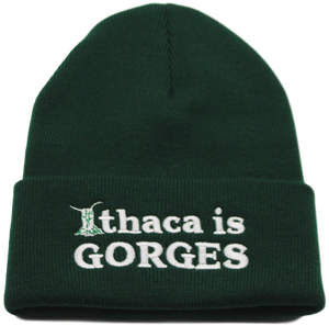 Ithaca Is Gorges Beanie