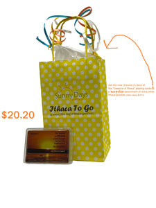 Ithaca To Go Bag