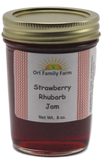 Ort Family Farm Jam - Strawberry Rhubarb