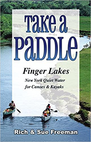 Take A Paddle: Finger Lakes