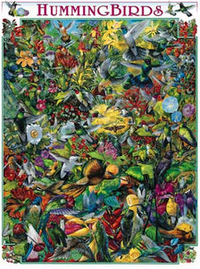 Hummingbirds Jigsaw Puzzle