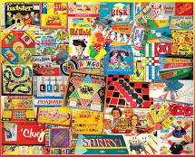 The Games We Played Jigsaw Puzzle