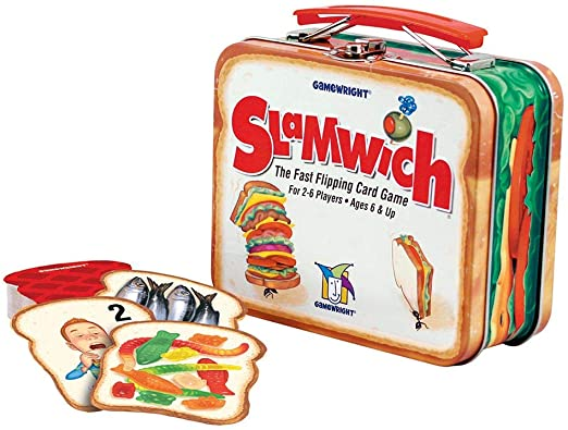 Slamwich-Collector's Tin